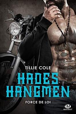 Couverture du livre : Hades Hangmen, Tome 6 : Force de Loi