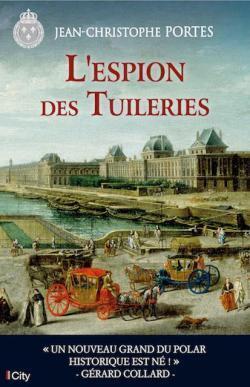 Couverture du livre : L'espion des Tuileries