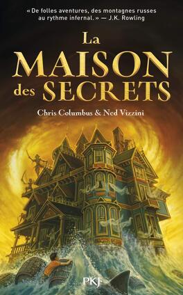 Couverture du livre : La Maison des Secrets, Tome 1
