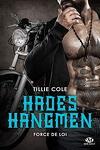 couverture Hades Hangmen, Tome 6 : Force de Loi