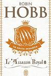 couverture L'Assassin royal, Tome 8 : La Secte maudite