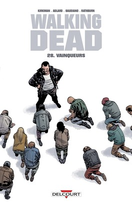 Couverture du livre : Walking Dead, Tome 28 : Vainqueurs