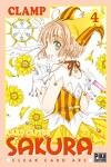 couverture Card Captor Sakura - Clear Card Arc, Tome 4