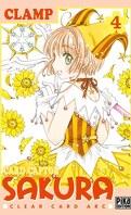 Card Captor Sakura - Clear Card Arc, Tome 4