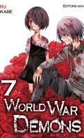 World War Demons, Tome 7