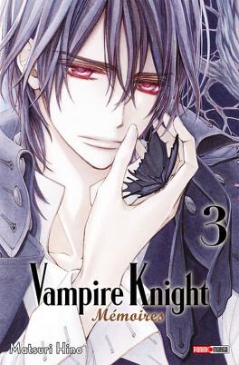 Couverture du livre : Vampire Knight - Mémoires, Tome 3