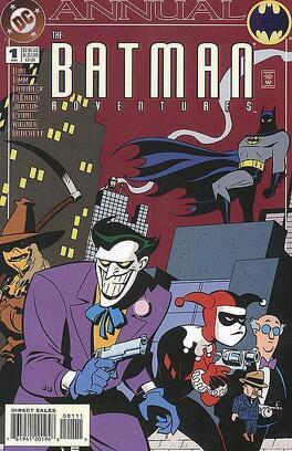 Couverture du livre : Batman Adventures Annual #1