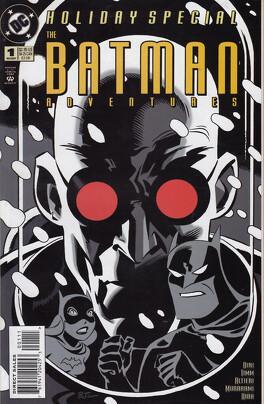 Couverture du livre : Batman Adventures Holiday Special #1