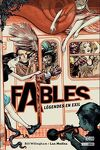 couverture Fables, tome 1 : Légendes en exil