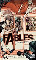 Fables, Tome 1 : Légendes en exil