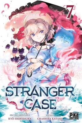 Couverture du livre : Stranger Case, Tome 7