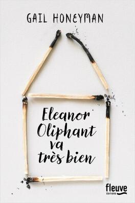 Couverture du livre : Eleanor Oliphant va très bien