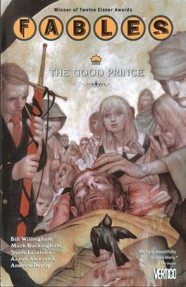 Couverture du livre : Fable, Tome 12:Le bon prince