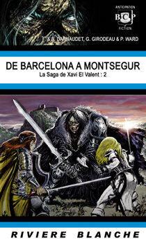 Couverture du livre : De Barcelona à Montségur