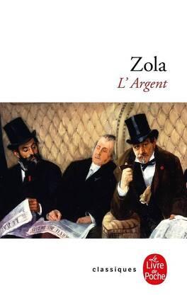 Couverture du livre : L'Argent