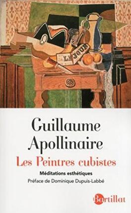 Couverture du livre : Méditations esthétiques - Les peintres cubistes