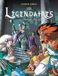 Les Légendaires, Tome 14 : L'Héritage du mal