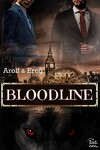 couverture Bloodline, Tome 1