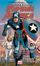 Captain America : Steve Rogers, Tome 1 : Heil Hydra