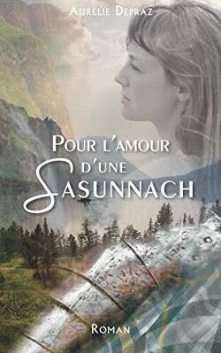 Couverture de Pour l'amour d'une Sasunnach