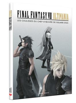 Final Fantasy Vii Ultimania Les Coulisses Du Chef D Oeuvre