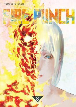 Couverture du livre : Fire Punch, Tome 8