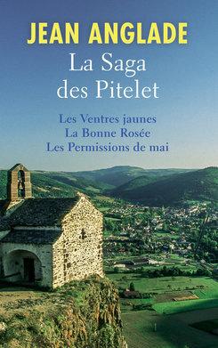 Couverture du livre : La saga des Pitelet
