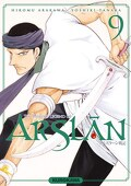 The Heroic Legend of Arslân, Tome 9