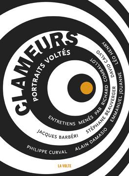 Couverture du livre : CLAMEURS Portraits Voltés