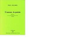 Couverture du livre : L'Amour La Poésie