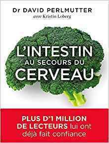 Couverture du livre : l'intestin au secours du cerveau