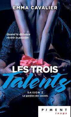 Couverture du livre : Les Trois Talents, Tome 2 : Le Gardien des secrets
