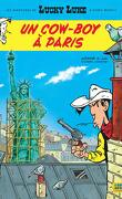 Les Aventures de Lucky Luke d'après Morris, tome 8 : Un cow-boy à Paris