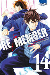 couverture Re/Member, tome 14