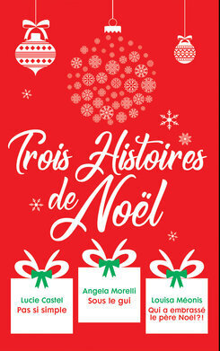 Couverture du livre : Trois histoires de Noël
