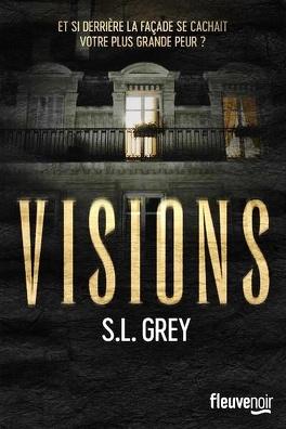 Couverture du livre : VISIONS