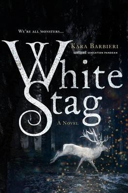 Couverture du livre : White Stag, Permafrost 1
