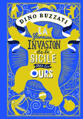 Couverture du livre : La Fameuse Invasion de la Sicile par les ours