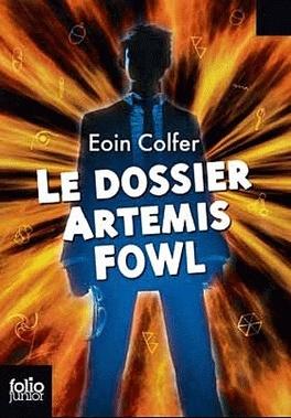 Couverture du livre : Le Dossier Artemis Fowl