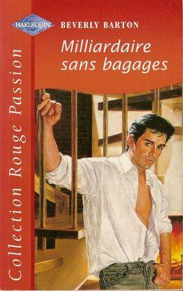 Couverture du livre : Milliardaire sans bagages