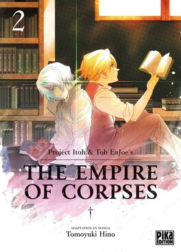 Couverture du livre : The Empire of Corpses, Tome 2