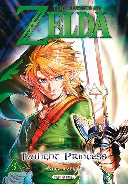 Couverture du livre : The Legend of Zelda : Twilight Princess, tome 5
