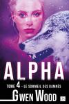 couverture Alpha, Tome 4 : Le Sommeil des damnés