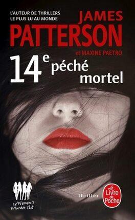 Couverture du livre : Women Murder Club, Tome 14 : 14e Péché Mortel