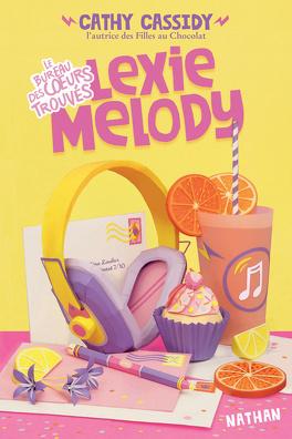 Couverture du livre : Le Bureau des cœurs trouvés, Tome 1 : Lexie Melody