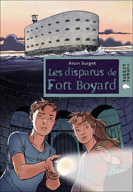 Couverture du livre : Les Disparus de Fort Boyard
