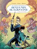 Les Aventures ahurissantes de Benjamin Blackstone, Tome 1 : L'Île de la jungle