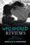 couverture Whispered Reviews, Tome 1 : Harper & Knox