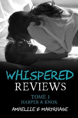 Couverture du livre : Whispered Reviews, Tome 1 : Harper & Knox