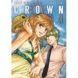 Couverture du livre : Crown Tome 4